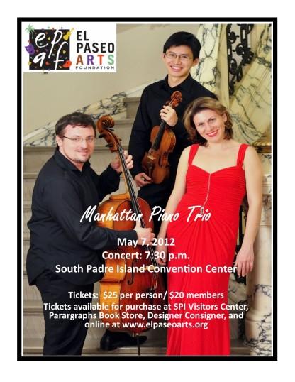 Manhattan Piano Trio