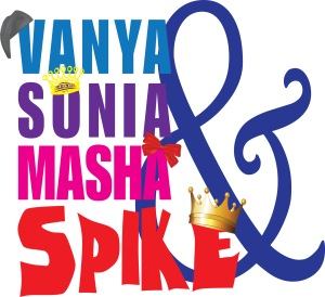 Vanya Sonia Masha Spike Logo